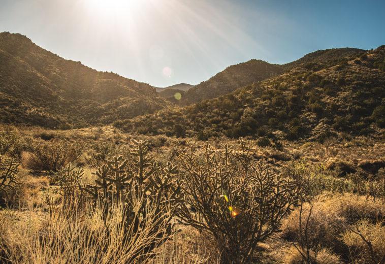 Embudito Canyon