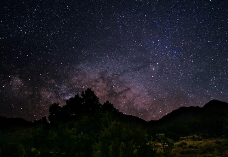 Milky Way over Golden, NM